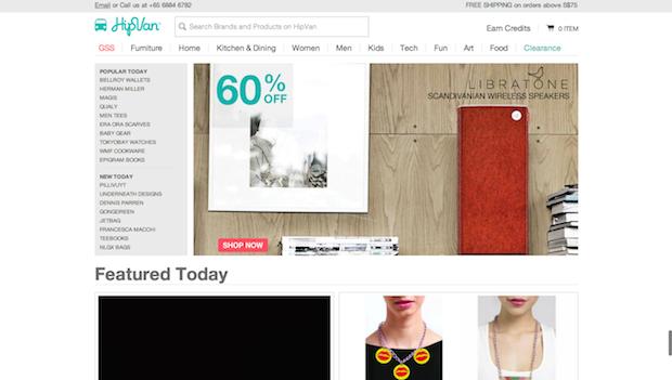 Ecommerce website singapore 2014 4
