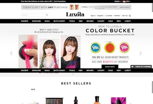 Ecommerce website singapore 2014 2